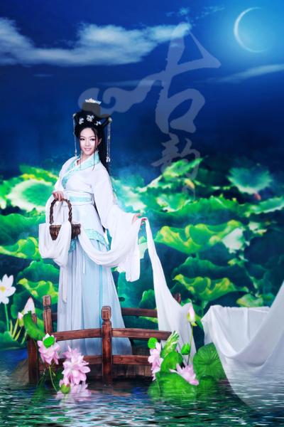 北京古韵古装写真摄影 图片合集