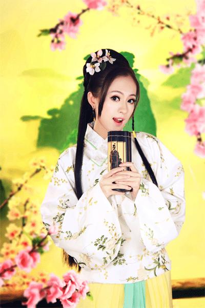 古装样片_北京古韵古装摄影